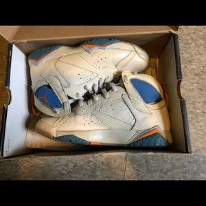 "Men size 9 Air Jordan 7 Retro ""Ceramic"""